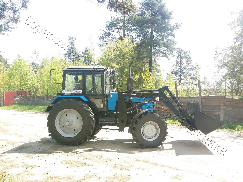 Технические характеристики трактора МТЗ-82, МТЗ-82.1