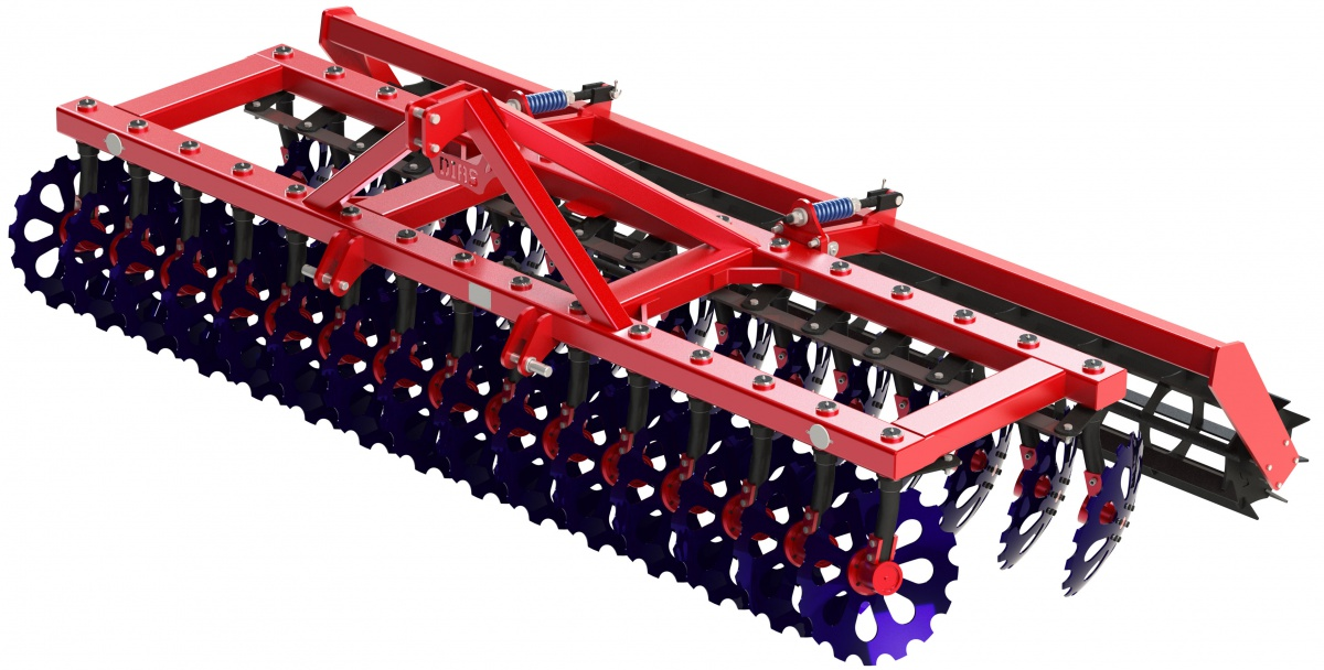 5 моделей дискаторов для мтз 82 по цене от 150 т.р.