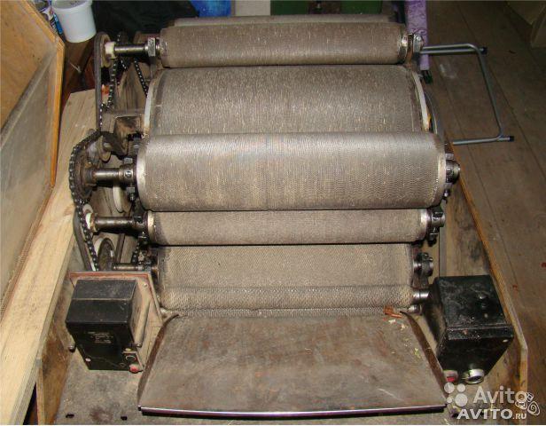 Чесальная машина бытовая для шерсти