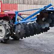 Борона дисковая к японским мини-тракторам