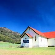 Местная церковь, очень красиво, не правда ли?