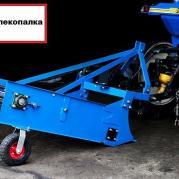 Картофелекопалка к японским мини-тракторам