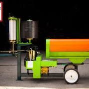 Обмотчик рулонов для япоских мини-тракторов