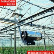 Тепловая пушка Thermobile TAS 800 E предназначена для отопления птицефабрик, свинокомплексов, свиноферм