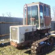 Кто знает, что это за модель трактора?