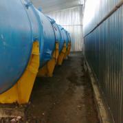 Трубчатый модульный биореактор