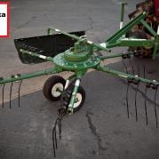 Ворошилка роторная к японским мини-тракторам
