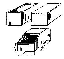 Гнездовые ящики для кроликов