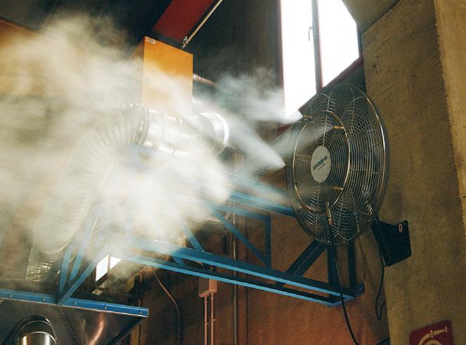 Системы туманообразования как сделать