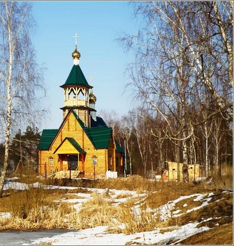 Храм на ст. Денисово, Гороховецкий район
