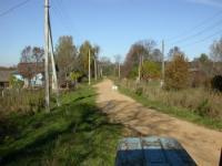 Как выглядит улица Зеленцино после ремонта.