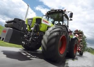 Claas Xerion 3800 фото