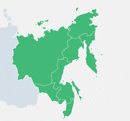 Дальний Восток РФ
