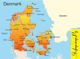 Датское сельское хозяйство. Фермерство в Дании.