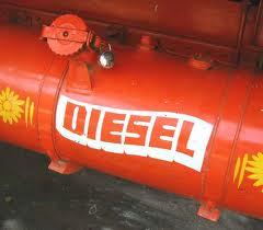 топливо для тракторов