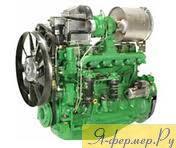 двигатель на тракторе