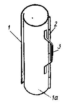 Фиксатор для ондатры, схема