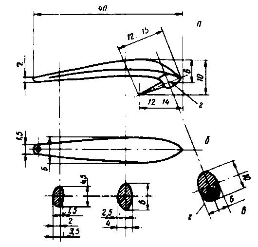 Латунный самотряс (блесна) устройство, рисунок