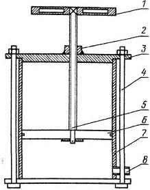 Самодельное приспособление для заправки шприца солидолом