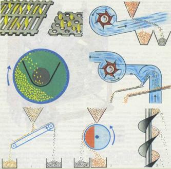 Магнитная семяочистительная машина