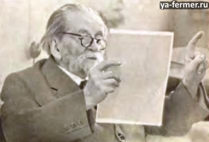 Константин Иванович Скрябин — выдающийся учёный-гельминтолог.