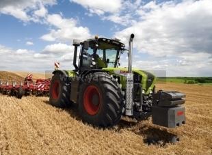 трактор Claas Xerion 3800 фото