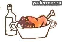 Чтобы жареное в духовке мясо было сочным
