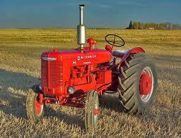 уход за трактором
