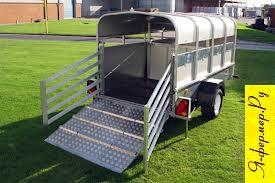 Перевозки сельскохозяйственных животных автотранспортом.