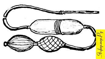 Прибор для вдувания воздуха в вымя. Послеродовой парез (послеродовая кома) у коров, коз и овец