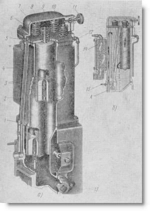 фильтр тонкой очистки топлива двигателя Д-108