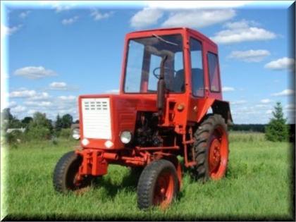 Самый лучший мини трактор в России