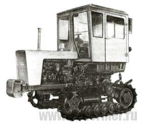 гусеничный трактор Т-70С