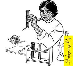 Приготовление растворов при выделке кроличьих шкурок