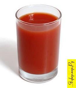 Соки из овощей при различных болезнях