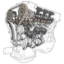 механизмы и системы двигателя на тракторе