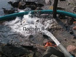 Вода из скважин