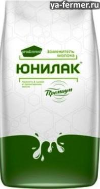 Здравствуйте, сколько нужно давать поросятам заменителя обезжиренного молока Юнилак?