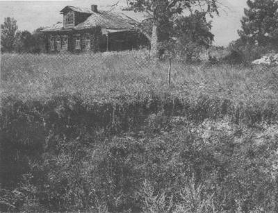 Место бывшего «княжеского колодца»
