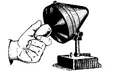Овоскоп с рефлектором для сортировки