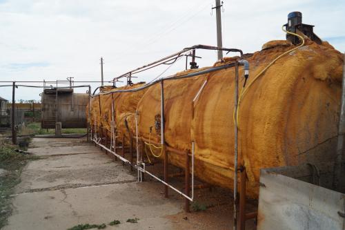 Биогазовая установка как  источник альтернативной энергии