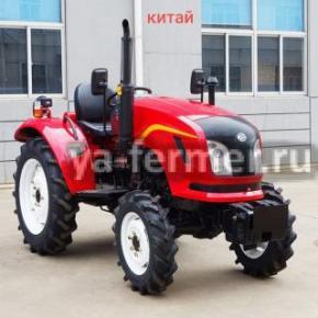 Китайские мини-трактора и опыт их эксплуатации.