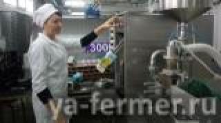 Благодаря поддержке Минсельхозпрода РТ кооператив «Каймак» построил молочный завод