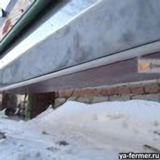 Инфракрасный нагреватель для поилок КРС - оптимальное решение в холодное время года.