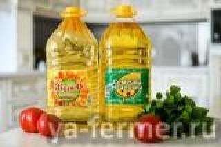 Оптовая продажа подсолнечного масла