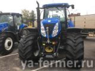 Трактор New Holland Т7060 с устройством для навесных орудий Stepmlinger на особых условиях