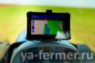 Система параллельного вождения (агронавигатор) ГеоТрек Эксплорер