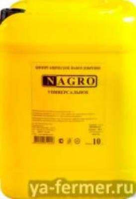 НАГРО - биоорганический комплекс (удобрение + инсектицид + иммуномодулятор + фунгицид)