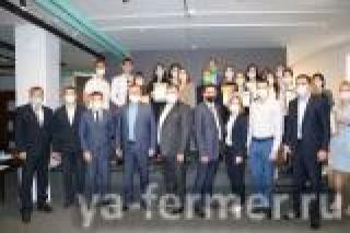 Краснодарский филиал Россельхозбанка наградил победителей конкурса творческих студенческих работ