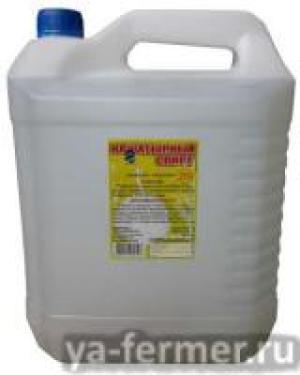 Источник азота и белка — аммиачная вода.